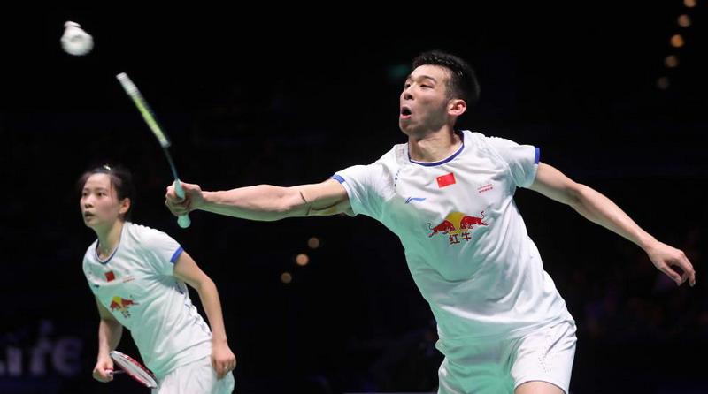 Gagal Jadi Penentu Kemenangan di Piala Sudirman 2017, Huang Yaqiong Akui Keunggulan Ganda Campuran Korea Selatan