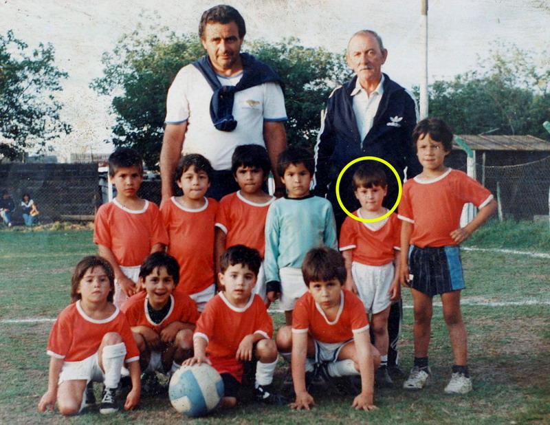 Newell's Old Boys, Klub yang Dicinta dan Meroketkan Nama Messi : Okezone  Bola