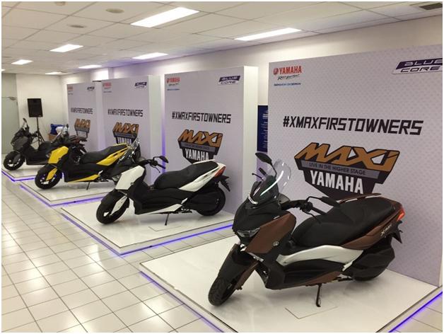 Indonesia Dilanda Demam MAXI, Pesanan Online Yamaha XMAX Tembus Ribuan Unit