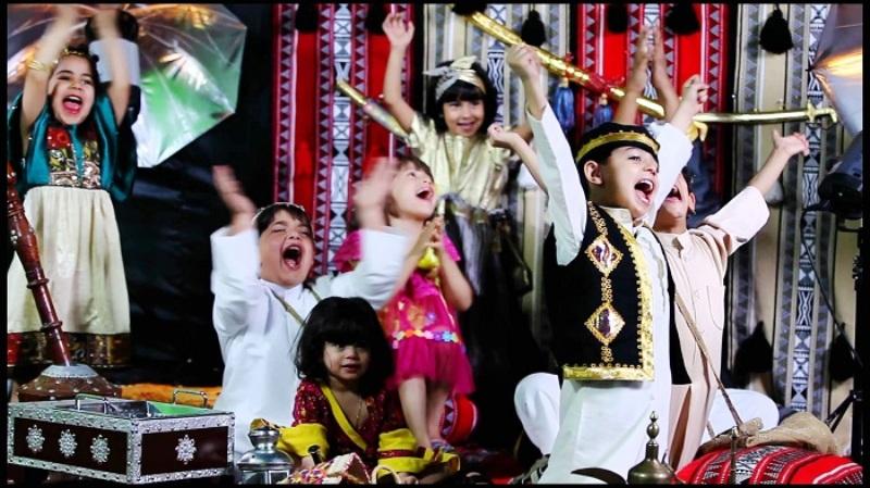 Anak-Anak di Kuwait Sambut Ramadan dengan Bernyanyi agar Dapat Permen : Okezone News