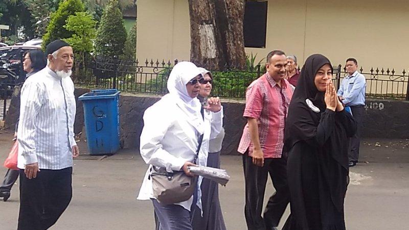 curhatan istri ustadz al habsyi jalani puasa tanpa suami