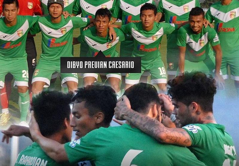 Duka Sepakbola Indonesia Untuk Dibyo Previan Caesario Okezone Bola