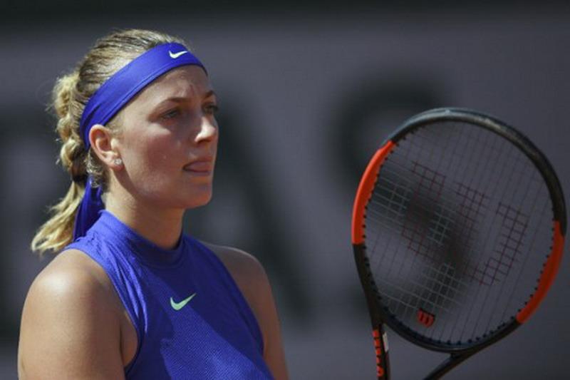 Gagal di Babak Kedua Prancis Open 2017, Petra Kvitova: Misi Comeback Saya Sudah Selesai!