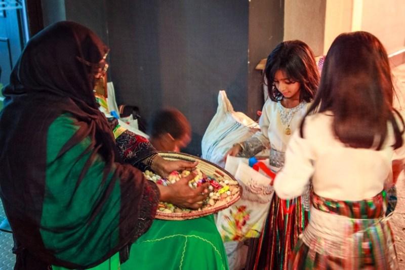 Festival Garangao, Potret Kebahagiaan Anak Teluk Arab Rayakan ...