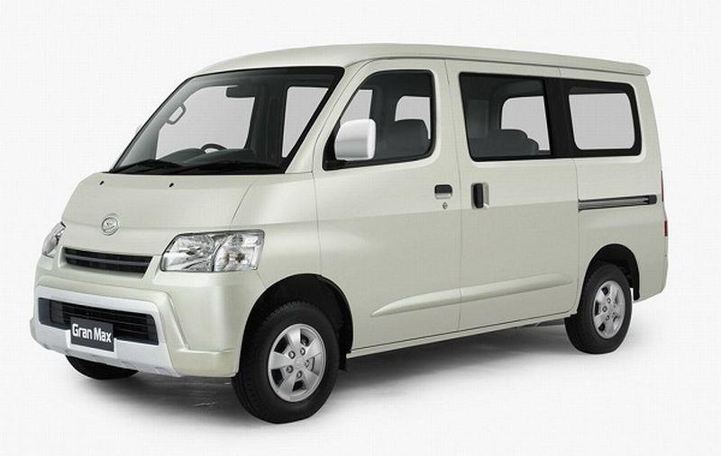 Harga Jual Mobil Daihatsu Gran Max Blind Van Harga Daihatsu Gran