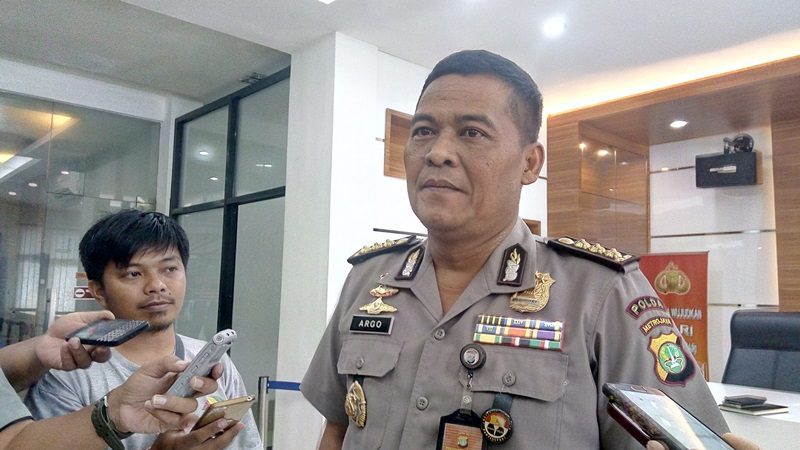 Kabid Humas Polda Metro Jaya Kombes Raden Prabowo Argo Yuwono (Foto: Okezone)