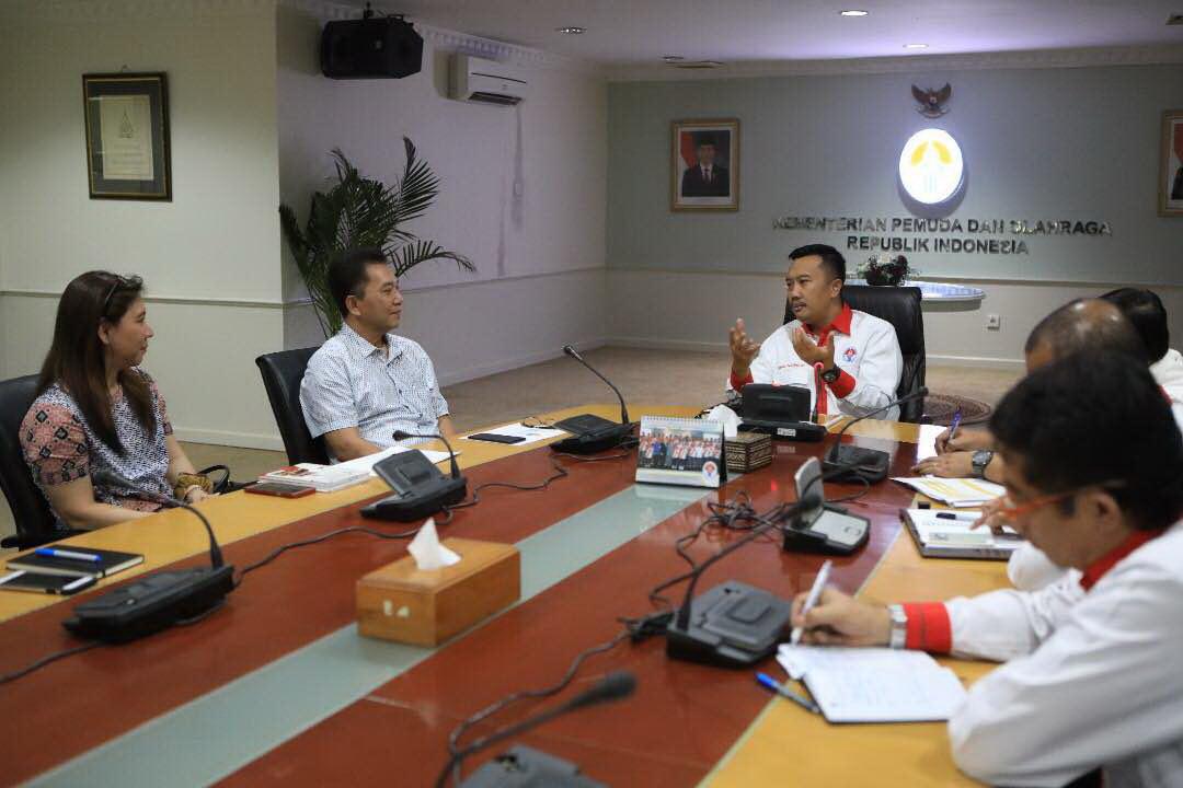 Prestasi Bulu Tangkis Menurun, Imam Nahrawi Panggil PBSI dalam Rapat Evaluasi di Kemenpora