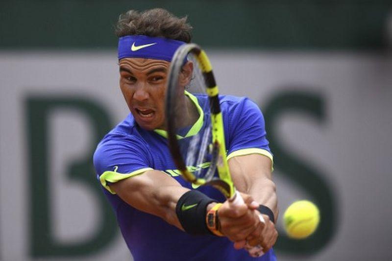 Tanpa Kesulitan, Rafael Nadal Mulus Maju ke Perempatfinal Prancis Open 2017