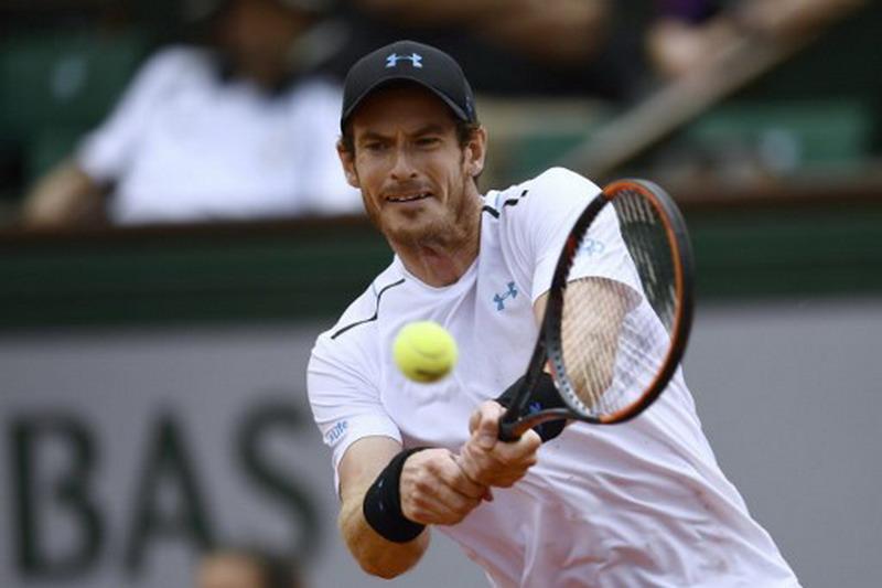 Tampilkan Permainan Terbaik, Andy Murray Susul Nadal ke Perempatfinal Prancis Open 2017