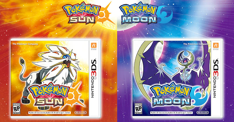 'Pokemon Ultra Sun' dan 'Ultra Moon' Batal Melenggang di Nintendo Switch