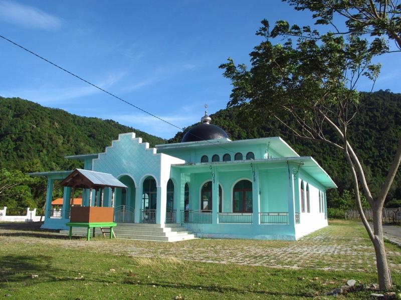 Masjid Indrapurwa Aceh dan Riwayat Kerajaan Hindu yang