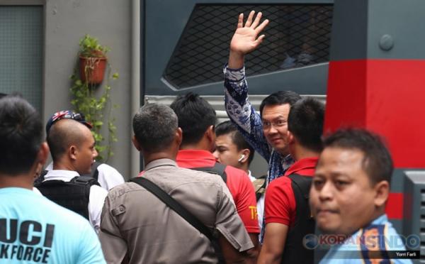 Jaksa Cabut Banding, Ahok Kembali ke Lapas Cipinang?