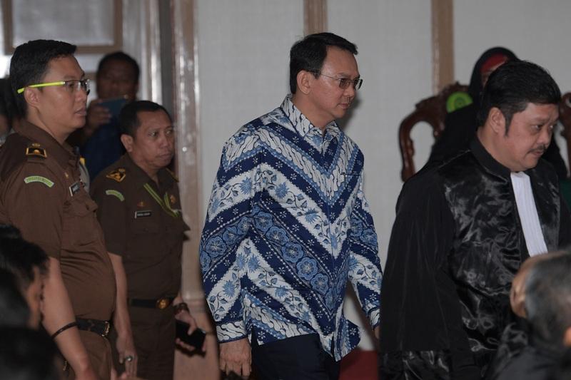 Banding Dicabut, Jaksa Segera Eksekusi Ahok dari Rutan Mako Brimob