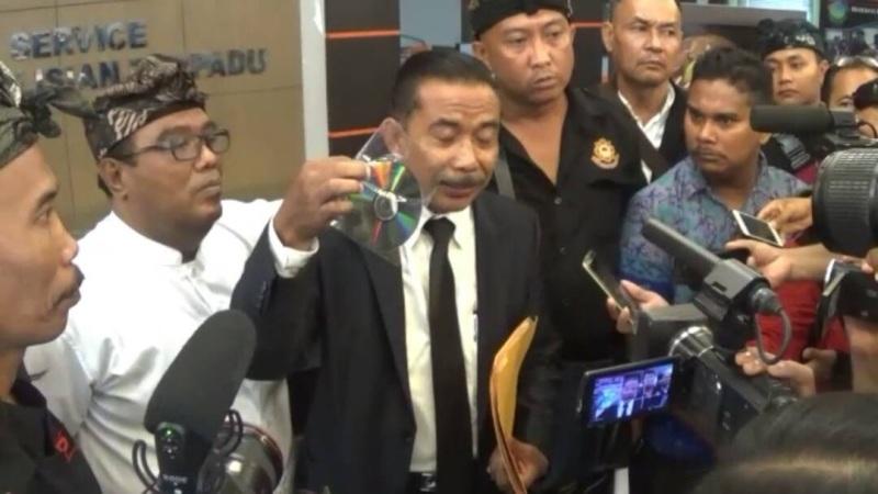 Orasinya Dinilai Bernada Provokasi, Habib Rizieq Dilaporkan ke Polda Bali