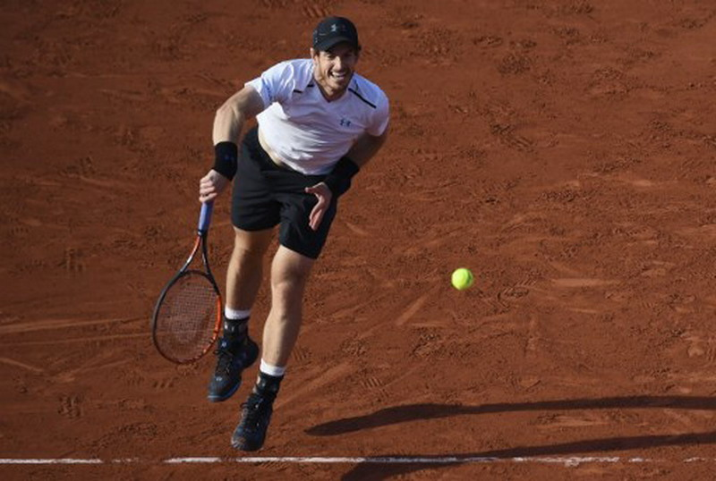 Tapaki Semifinal Prancis Open 2017, Andy Murray Bertemu Stan Wawrinka