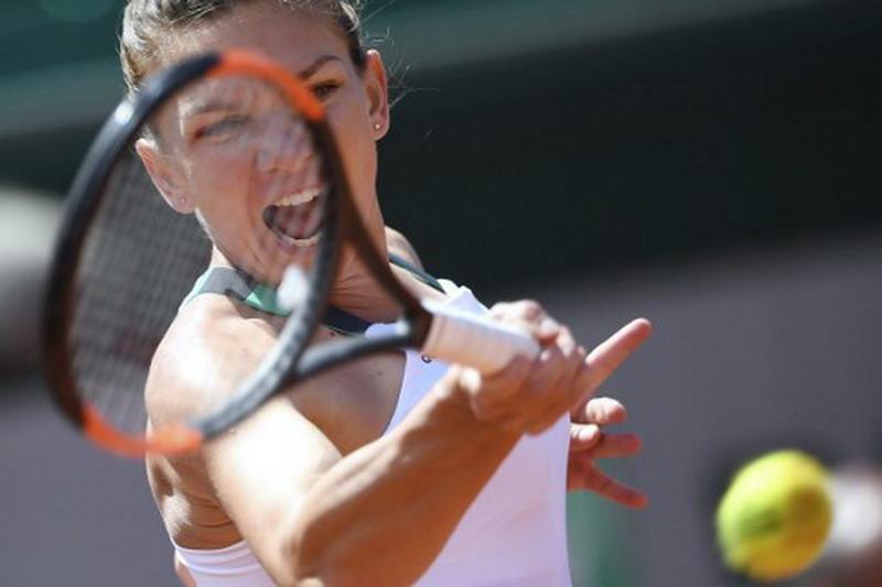 Menang Mental, Simona Halep Jajaki Semifinal Prancis Open 2017
