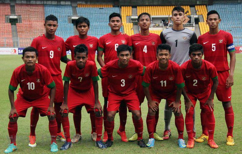 Hadapi Singapura U16, Ini Susunan Pemain Timnas Indonesia U16 : Okezone Bola