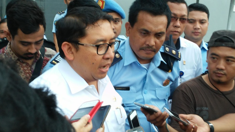 Fadli Zon: Harusnya Ahok Jangan Ditahan di Mako Brimob Lagi