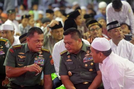 Antisipasi Milisi Marawi Kabur ke Indonesia, TNI Siagakan Kapal Selam di Perbatasan