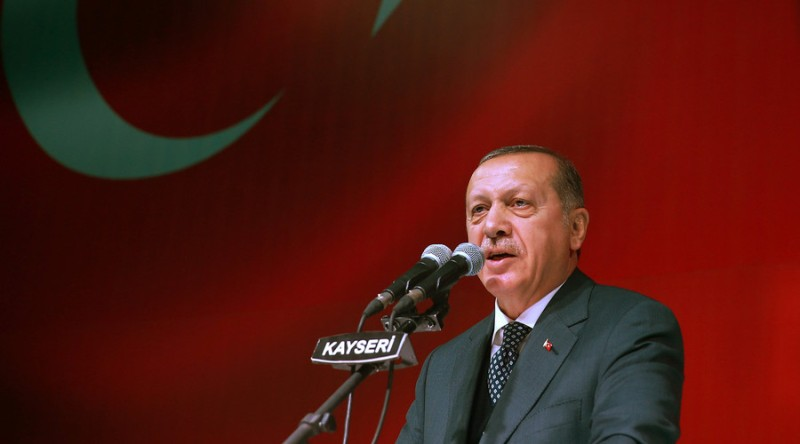 Erdogan Ceramahi Arab Saudi Soal Konflik Diplomatik dengan