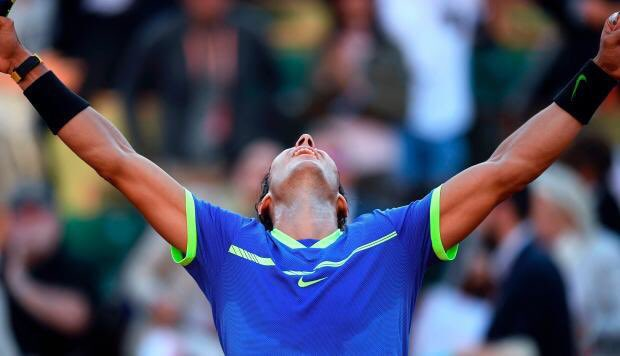 Rafael Nadal Sukses Raih Gelar La Decima di Prancis Open 2017