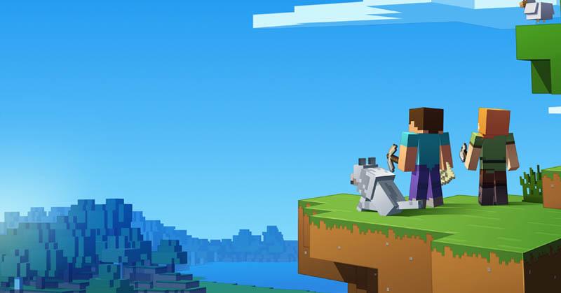 Diperbarui, Game 'Minecraft' Akan Dukung Resolusi 4K