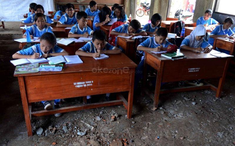 Fasilitas Sekolah Belum Layak Untuk Terapkan Full Day School
