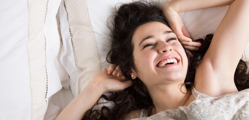 Hasil gambar untuk cantik saat bangun tidur
