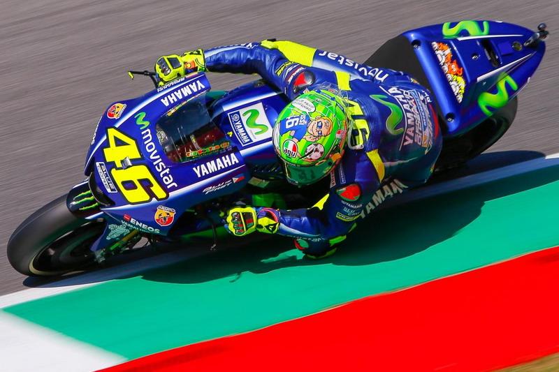 Jalani Tes Post-Race, Rossi Sebut Yamaha Banyak Belajar dengan Kondisi ...