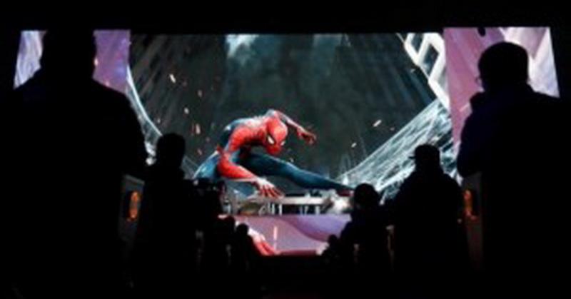 Sony Kenalkan Game Spider Man untuk PlayStation