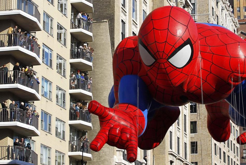 Game 'Spider Man' Besutan Sony Akan Usung Teknologi VR