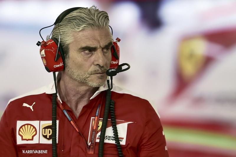 Tidak Mau Bocorkan Status Pembalap Ferrari Musim 2018, Arrivabene: Kami Hanya Ingin Meraih Gelar Juara F1 2017