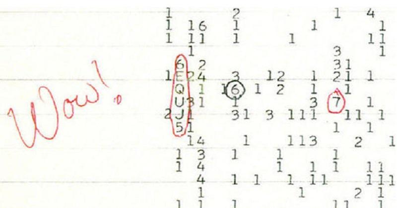 Ini Kata Astronom soal Misteri 'Wow! Signal'
