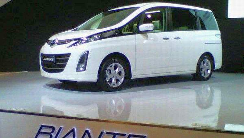 Mazda Biante (Okezone)