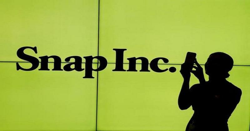 Tak Lagi Diandalkan Investor, Saham Snap Inc Anjlok