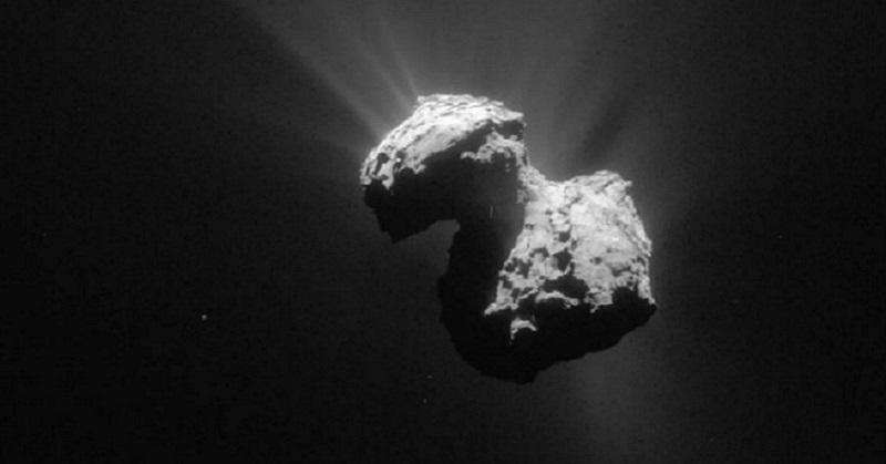 Techno of The Week: Peran Komet Terkait dengan Kehidupan Awal Bumi