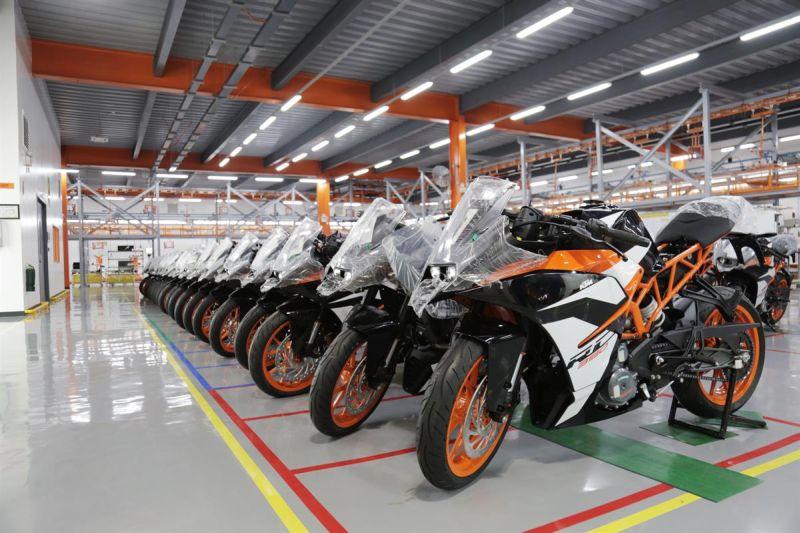 KTM operasikan pabrik baru di Filipina (KTM)