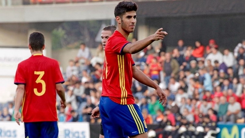 Susunan Pemain Spanyol vs Makedonia dalam Piala Eropa U-21 ...