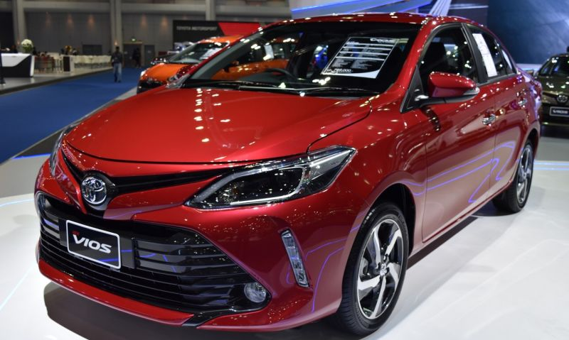 Toyota Vios (Indianautosblog)