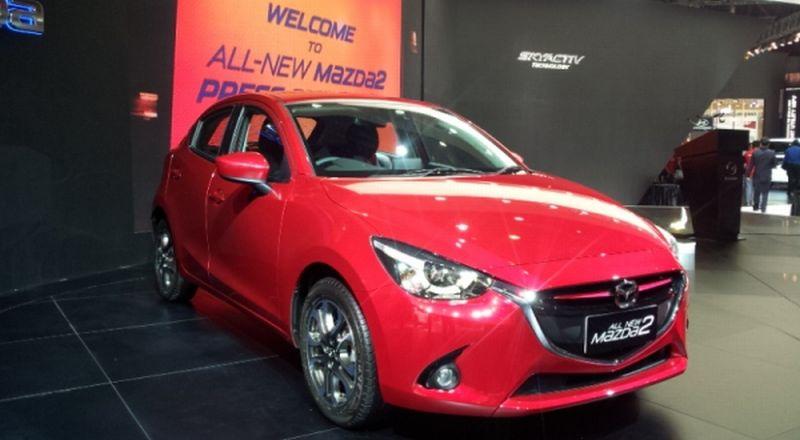 Mazda2 (Okezone)