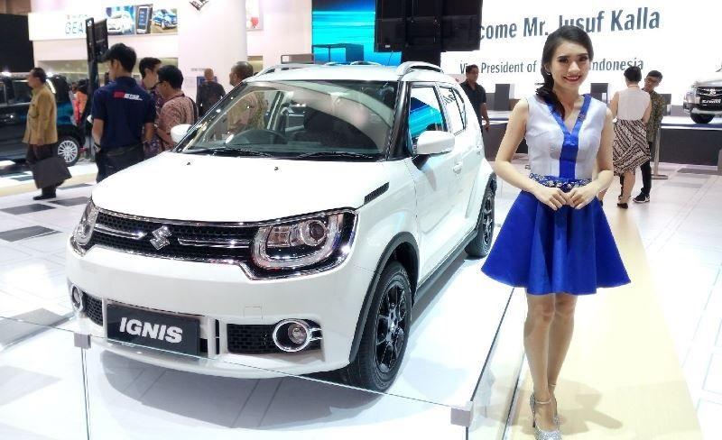 Suzuki Ignis (Okezone)