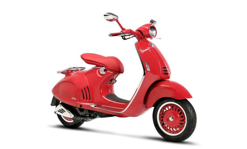 Vespa 946 Red (Foto: Piaggio)