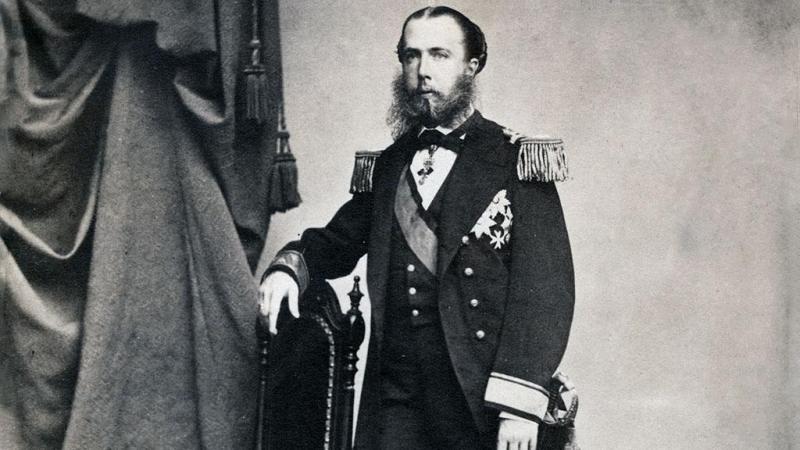 Maximilian memerintah Meksiko dari 1864 sampai 1867. (Foto: Special Collectio Librari University of Arizona)