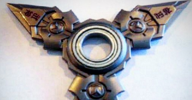 Miliki Bentuk Gahar, Fidget Spinner Dibilang Senjata