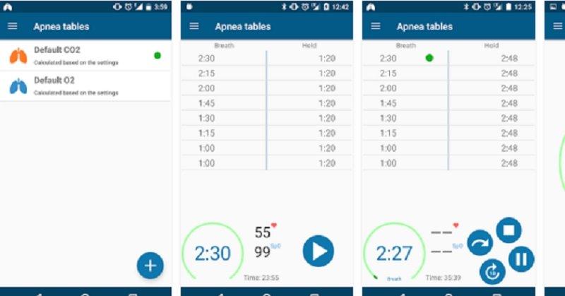 TOP TECHNO: Aplikasi Android Khusus Pecinta Olahraga Renang