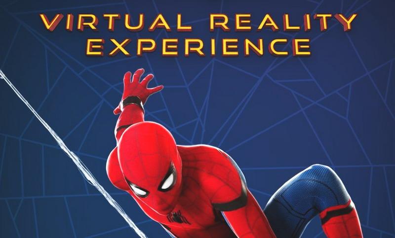 'Spider-Man: Homecoming' Muncul untuk Teknologi VR
