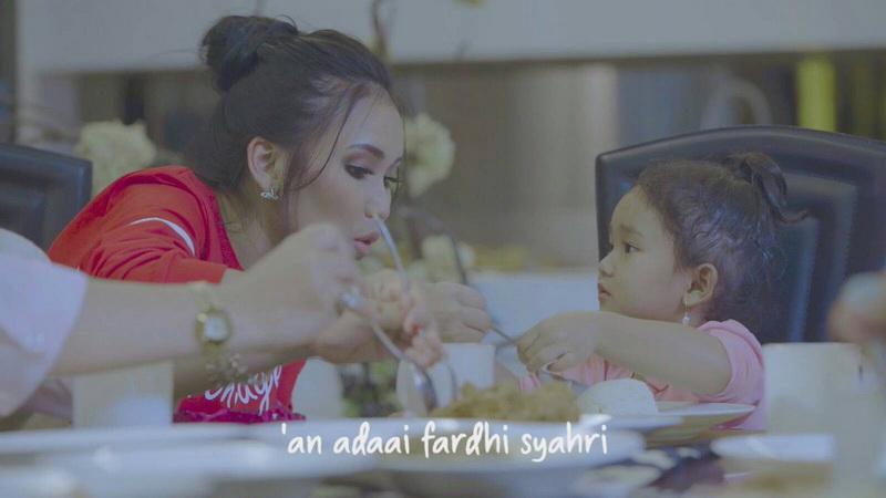 VIDEO: Lucunya Bilqis Bercanda Bareng Ayah Ojak
