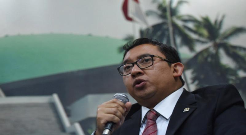 Wakil Ketua DPR RI Fadli Zon. (Foto: Dokumentasi Okezone)