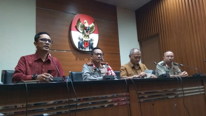 Kapolri Persilakan KPK Awasi Kinerja Penyidik Polisi yang Tangani Kasus Novel