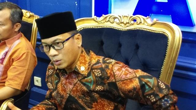 Sekretaris PAN Yandri Susanto (Foto: Bayu Septianto)